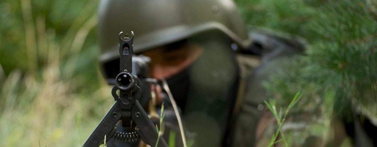 ВСУ, Снайпер