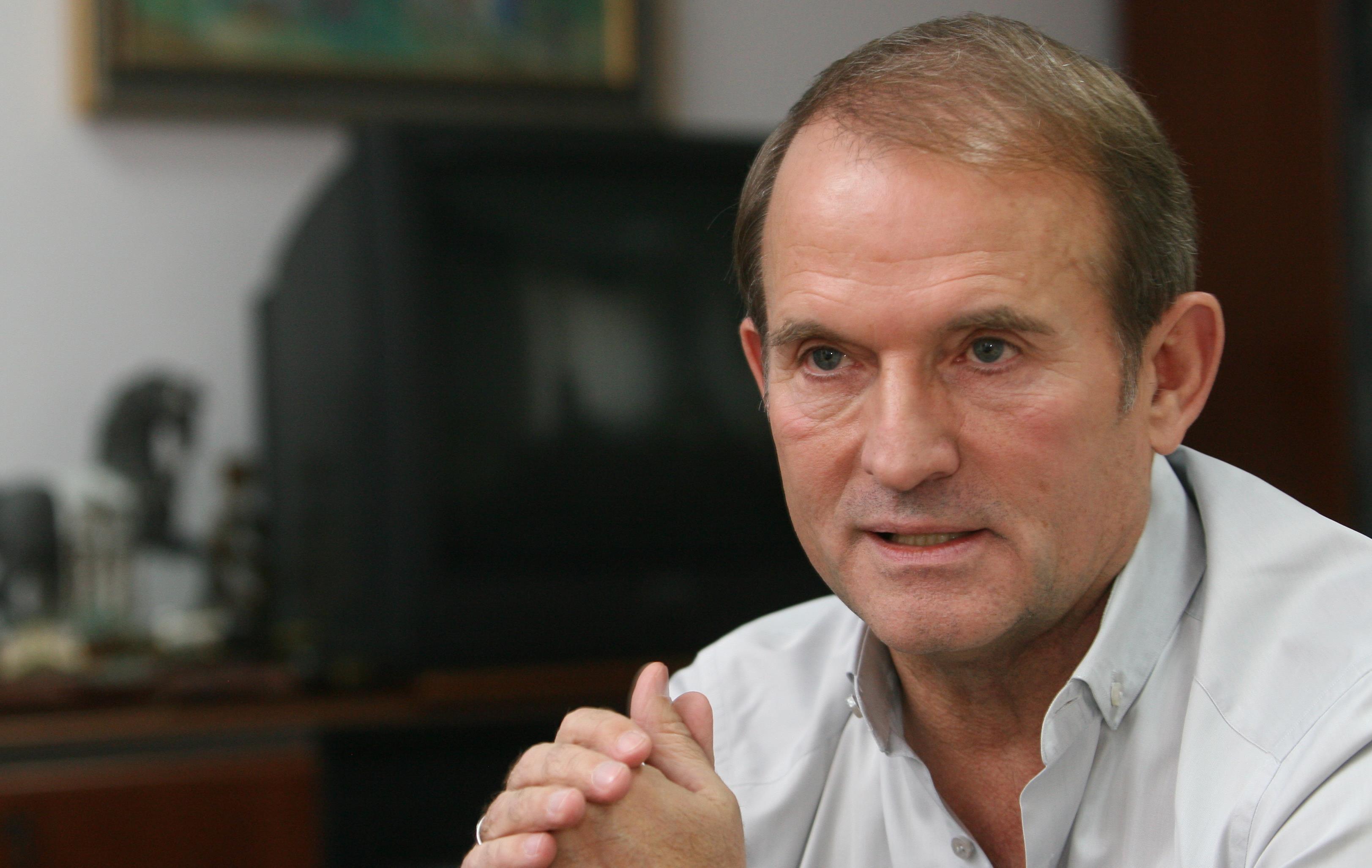 Медведчук предложил создать на Украине автономный регион Донбасс