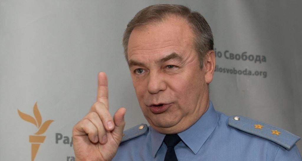 Украинский генерал призвал НАТО «фиксировать из космоса» провокации Киева в море