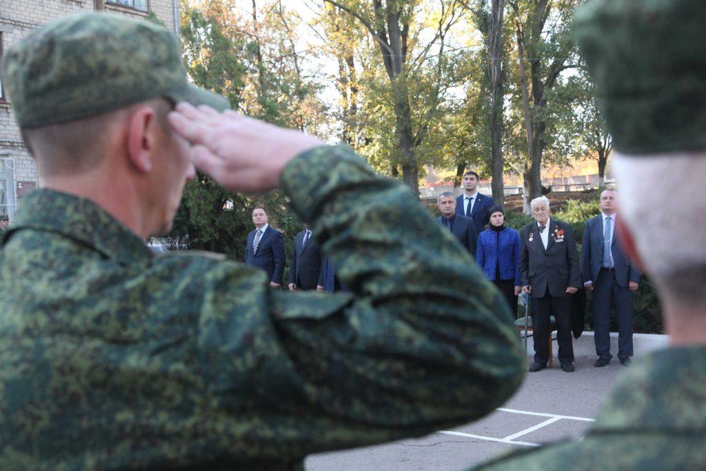 «Наследники легендарного «Оплота»: в Донецке появилась мотострелковая бригада имени Александра Захарченко